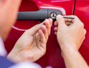 Car Lockout locksmith